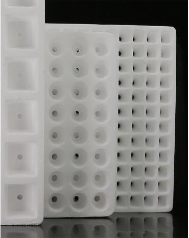 Alveolar trays